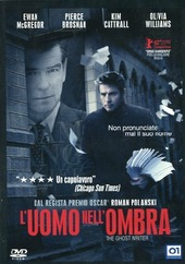Copertina  L'uomo nell'ombra [DVD] = The ghost writer