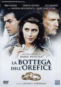 Cover Dvd La bottega dell'orefice (DVD)