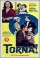Cover Dvd DVD Torna!