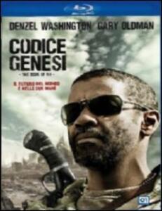 Codice Genesi di Albert Hughes,Allen Hughes - Blu-ray