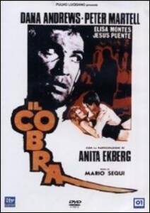 Il cobra di Mario Sequi - DVD