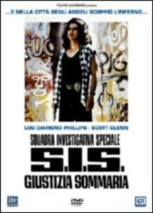 S.I.S. Squadra investigativa speciale. Giustizia sommaria di Mark L. Lester - DVD