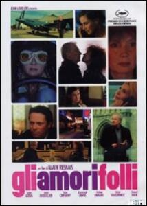 Gli amori folli di Alain Resnais - DVD