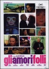 Copertina  Gli amori folli [DVD]