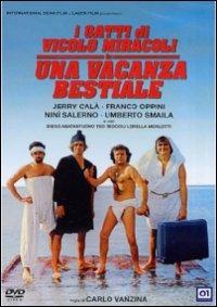Cover Dvd Una vacanza bestiale