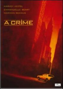 A crime di Manuel Pradal - DVD