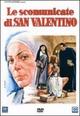 Cover Dvd DVD Le scomunicate di San Valentino