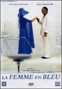 La femme en bleu di Michel Deville - DVD