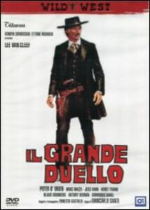 Il grande duello di Giancarlo Santi - DVD