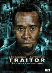 Traitor di Jeffrey Nachmanoff - DVD