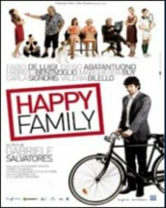 Happy Family di Gabriele Salvatores - Blu-ray