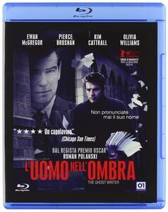 L' uomo nell'ombra. The Ghost Writer di Roman Polanski - Blu-ray