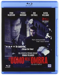 Cover Dvd L'uomo nell'ombra. The Ghost Writer