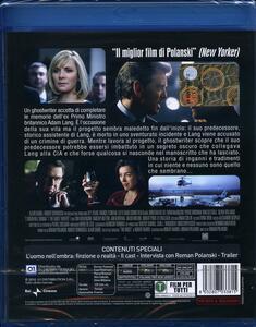 L' uomo nell'ombra. The Ghost Writer di Roman Polanski - Blu-ray - 2