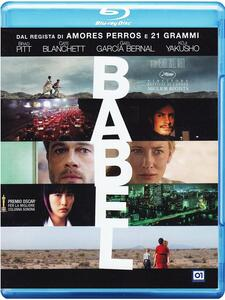 Babel di Alejandro González Iñárritu - Blu-ray