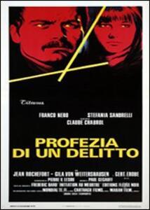 Profezia di un delitto di Claude Chabrol - DVD