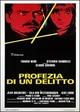 Cover Dvd Profezia di un delitto