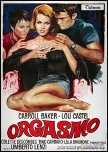 Orgasmo di Umberto Lenzi - DVD