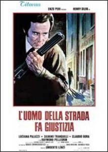 L' uomo della strada fa giustizia di Umberto Lenzi - DVD