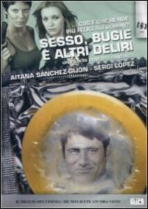 Sesso, bugie e altri deliri di Roberto Santiago - DVD
