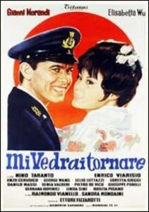 Mi vedrai tornare di Ettore Maria Fizzarotti - DVD
