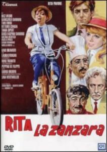 Rita la Zanzara di Lina Wertmüller - DVD