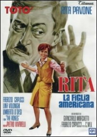 Locandina Rita, la figlia americana