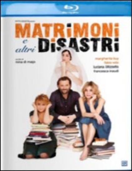 Matrimoni e altri disastri di Nina di Majo - Blu-ray