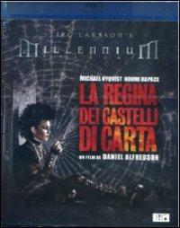 Cover Dvd La regina dei castelli di carta
