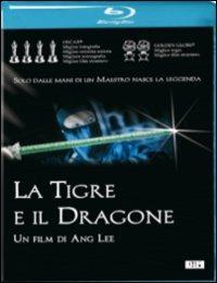 Cover Dvd La tigre e il dragone