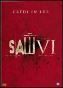 Saw VI di Kevin Greutert - DVD