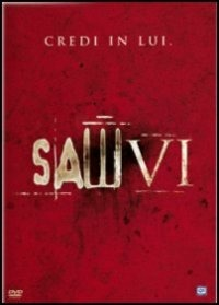 Cover Dvd Saw VI