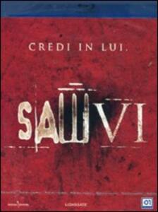 Saw VI di Kevin Greutert - Blu-ray
