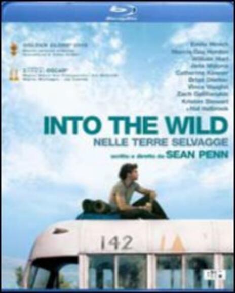 Into the Wild. Nelle terre selvagge di Sean Penn - Blu-ray