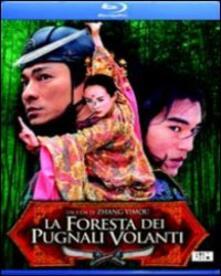La foresta dei pugnali volanti di Zhang Yimou - Blu-ray
