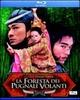 Cover Dvd La foresta dei pugnali volanti