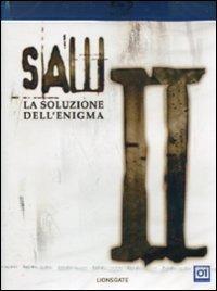 Cover Dvd Saw 2. La soluzione dell'enigma