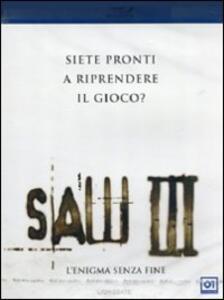 Saw III di Darren Lynn Bousman - Blu-ray
