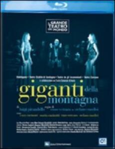 I giganti della montagna di Enzo Vetrano,Stefano Randisi - Blu-ray