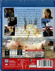 Lord of War di Andrew Niccol - Blu-ray - 2
