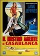 Cover Dvd Il nostro agente a Casablanca