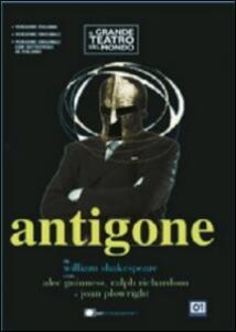 Antigone di Walter Le Moli - DVD