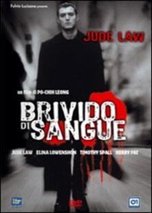 Brivido di sangue di Po-Chi Leong - DVD