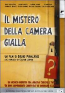 Il mistero della camera gialla di Bruno Podalydès - DVD