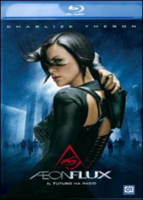 Aeon Flux di Karin Kusama - Blu-ray