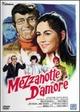 Cover Dvd DVD Mezzanotte d'amore