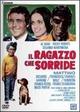 Cover Dvd DVD Il ragazzo che sorride - Mattino
