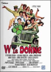 W le donne di Aldo Grimaldi - DVD