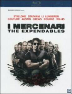 I mercenari. The Expendables di Sylvester Stallone - Blu-ray