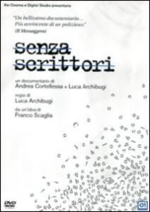 Senza scrittori di Luca Archibugi - DVD